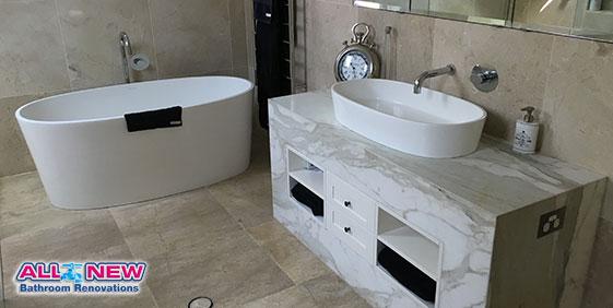 A Contemporary Bathroom Renovation