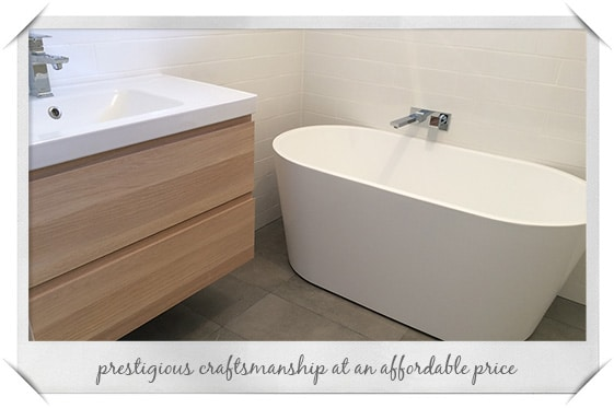 A Modern Bathroom Space